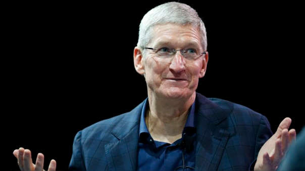Apple Tim Cook Se Une Al Club De Los Multimillonarios A
