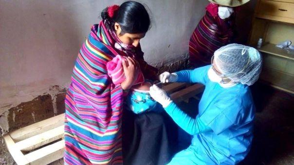 Campaña de vacunación no se cumplió en su totalidad por la pandemia de la COVID-19.