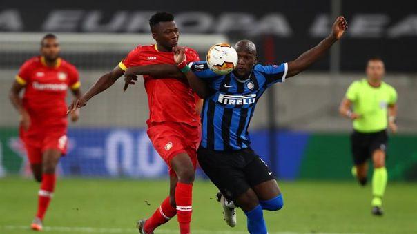 Inter de Milán vence 2-1 a Bayer Leverkusen por la Europa League
