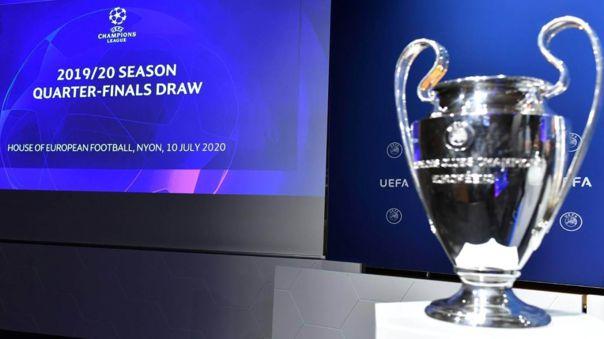 La Champions League 2019-20 se resolverá en Lisboa