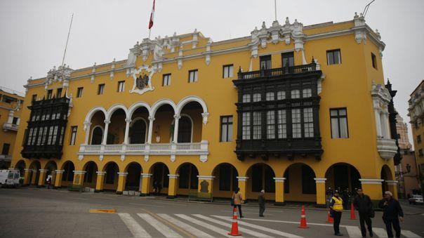 Fiscalía investiga a la Municipalidad de Lima.