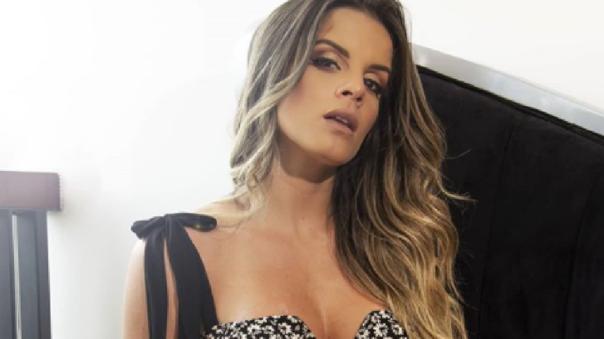 Alejandra Baigorria confiesa que antes era muy celosa.