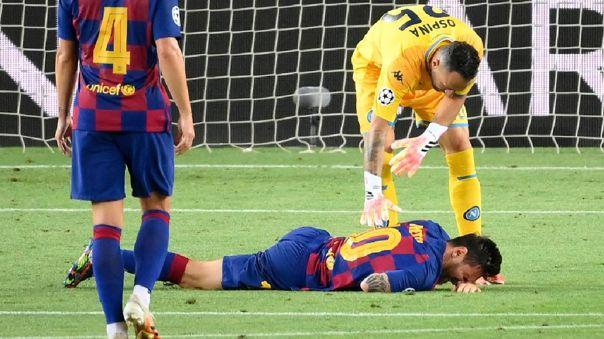 Barcelona jugará contra Bayern Munich en cuartos de la Champions