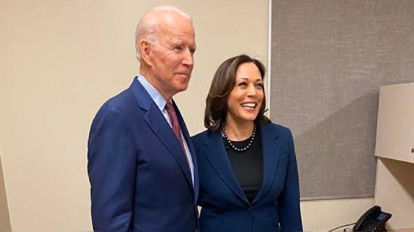 Harris, de 55 años, será la tercera candidata a la vicepresidencia en la historia de Estados Unidos.