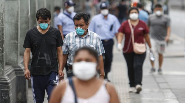 Cinco departamentos del Perú regresan a la cuarentena obligatoria ante repunte de contagios de nuevo coronavirus.