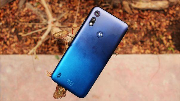 NIUSGEEK tiene a prueba al Moto e6s de Motorola