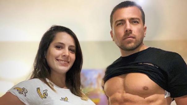 Yiddá Eslava y Julián Zucchi esperan su segundo hijo.