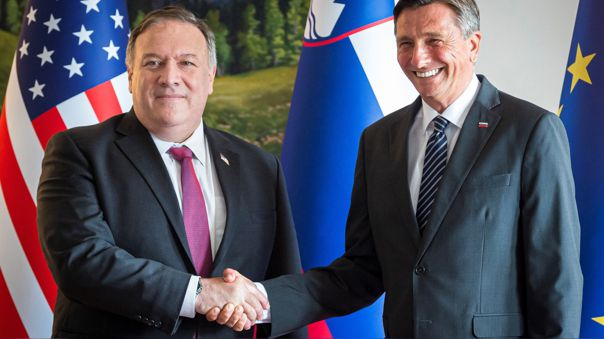SLOVENIA-US-DIPLOMACY