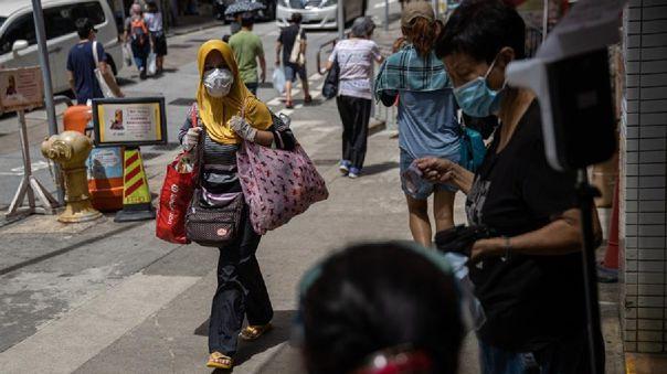 Tras registrar solo unos 1 200 contagios hasta junio, en las últimas semanas el número se ha disparado hasta 4 480 por culpa de esta tercera oleada de contagios.