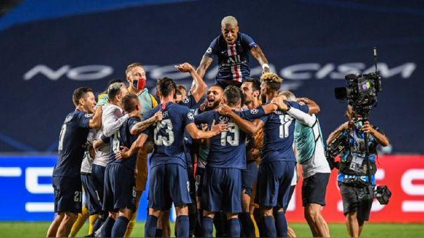 PSG ya está en la final de la Champions League
