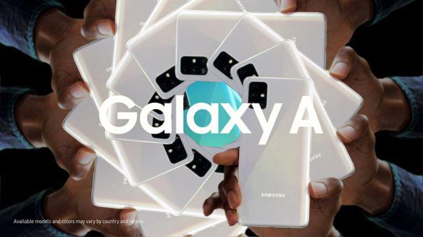 El gama media Galaxy A51 también recibirá actualizaciones por tres generaciones de Android.