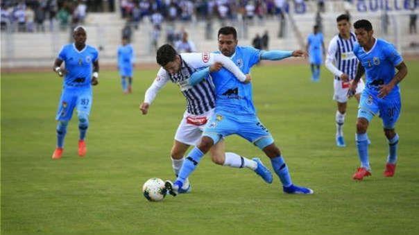 Alianza Lima vs. Binacional