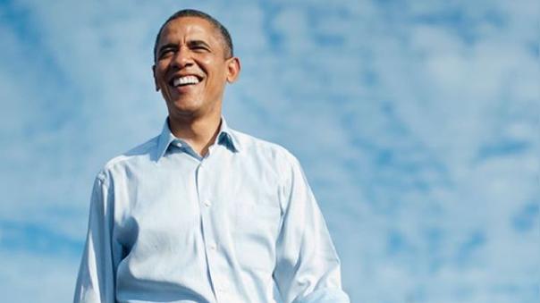 Barack Obama comparte su playlist 2020.