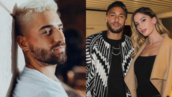 Maluma y Neymar