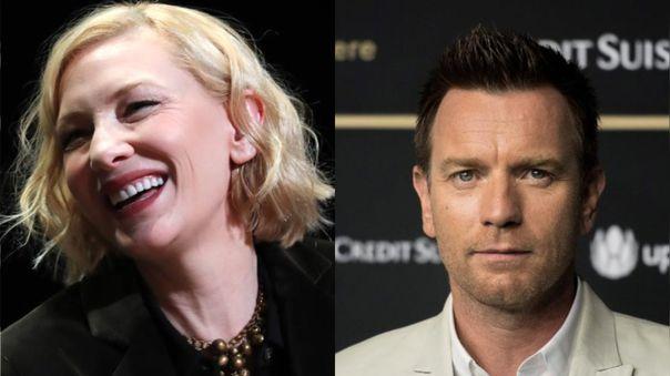 Cate Blanchett y Ewan McGregor
