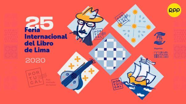 La FIL Lima 2020 se desarrollará de manera virtual del 21 de agosto al 6 de septiembre