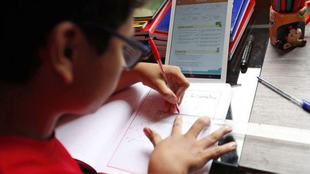 En Lima Metropolitana, el acompañamiento docente llega al 84.8 %