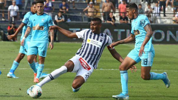 Alianza Lima y Sporting Cristal se enfrentarán en la fecha 8 de la Liga 1