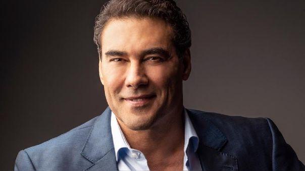 El actor mexicano Eduardo Yañez