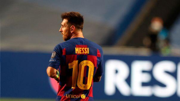 El manager de Lionel Messi, su padre Jorge mEssi, tuvo una reunión de urgencia con el nuevo entrenador del Barcelona, Ronald Koeman.