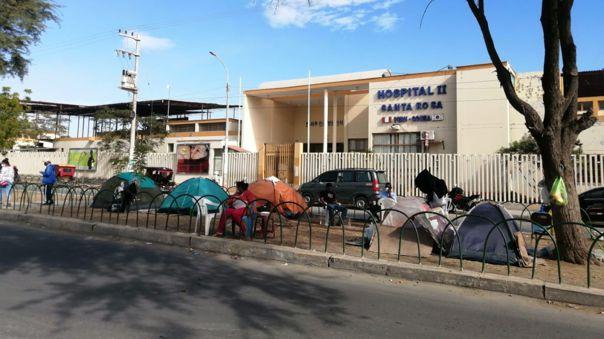 Hospital de Piura volverá a atender a pacientes no COVID-19.