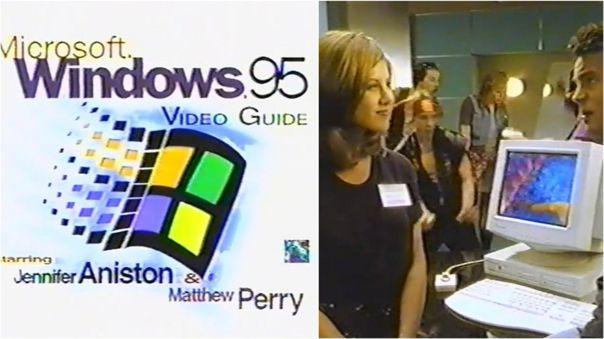 El lanzamiento de Windows 95 destacó por un éxito que llegó gracias a varios factores, entre ellos su campaña publicitaria.
