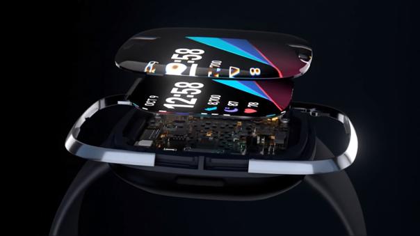 La nueva línea de dispositivos Fitbit cuenta con varios sensores