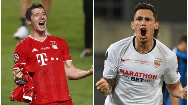 Bayern Munich y Sevilla se enfrentarán en la Supercopa de Europa