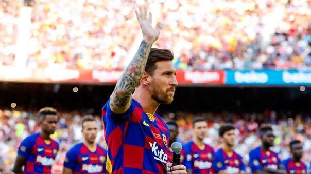Lionel Messi le anunció a Barcelona que no jugará más en el club