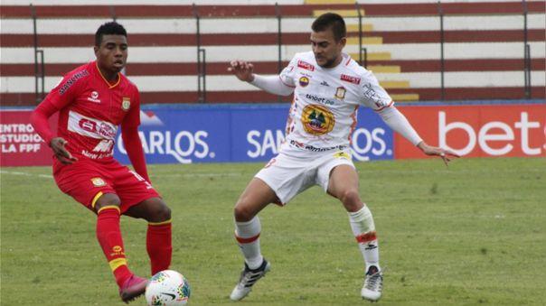 Ayacucho FC 1-1 Sport Huancayo