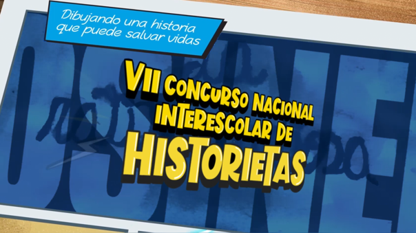 """Participa del séptimo Concurso Nacional Interescolar de Historietas """"Cuidando tu vida con energía"""""""