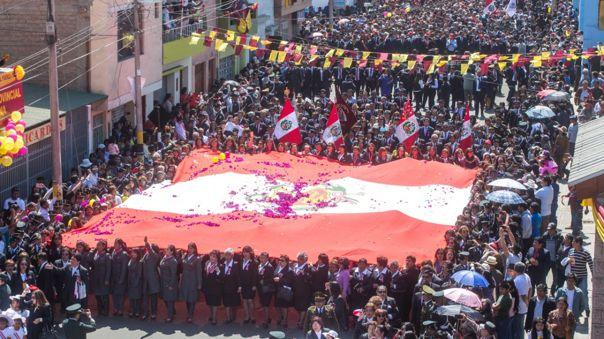 Tacna bandera