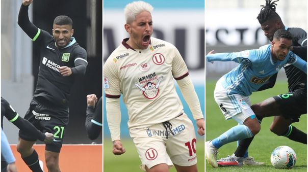 Así se jugará la novena fecha de la Liga 1 Movistar