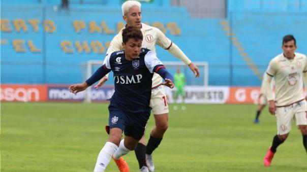 Universitario de Deportes vs. San Martín