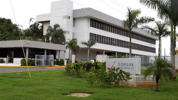 Romark ha invertido más de 80 millones de dólares en sus operaciones en Puerto Rico y ahora emplea a 100 personas en la planta de fabricación y un laboratorio que adquirió en 2018