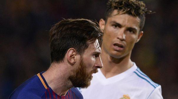Lionel Messi y Cristiano Ronaldo suman 11 Balones de Oro