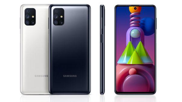 Así luce el Samsung Galaxy M51.