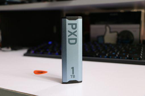 NIUSGEEK tiene a prueba al Patriot PXD de 1TB, un SSD que funciona como