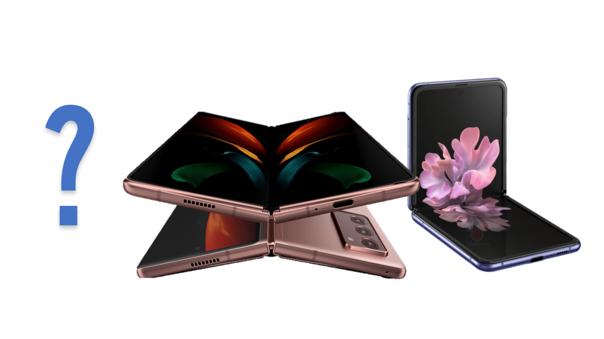 La línea Z: el Galaxy Z Fold 2, el Z Flip y el espacio para uno más