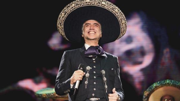 Alejandro Fernández ofrecerá concierto