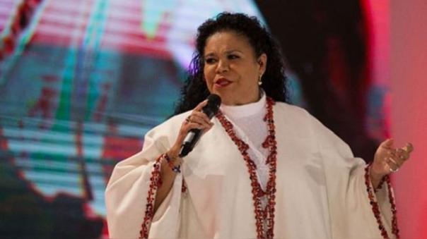 Eva Ayllón brindará concierto online.