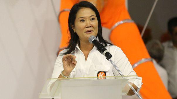 Keiko Fujimori afronta bajo libertad restringida investigación por caso Odebrecht