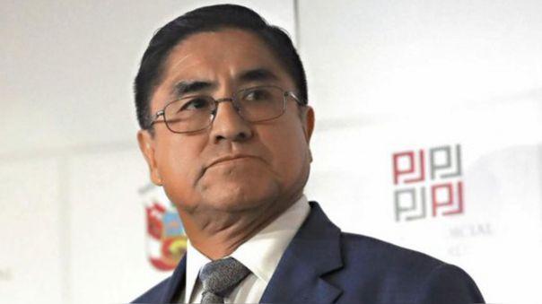 Cesar Hinostroza se encuentra en España sometido a un proceso de extradición al Perú