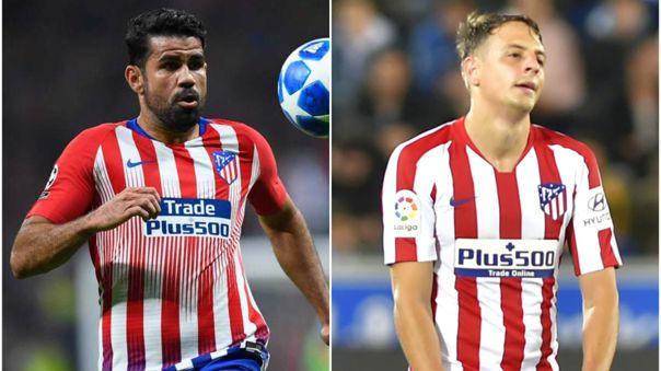 Atlético de Madrid anunció positivos por coronavirus
