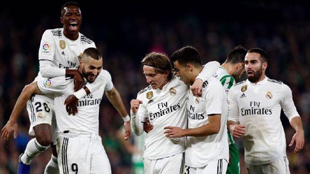 Real Madrid consiguió el título de LaLiga 2019-20