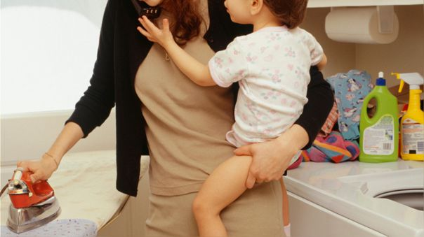 El porcentaje de mujeres que asume la mayor parte de las tareas del hogar pasó de ser de 13% a 31% durante la cuarentena.