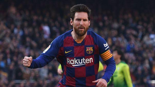 Lionel Messi continuará en Barcelona