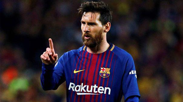 Lionel Messi seguirá su carrera en Barcelona