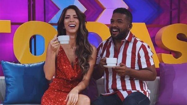 'Choca' Mandros aconseja a Sheyla Rojas