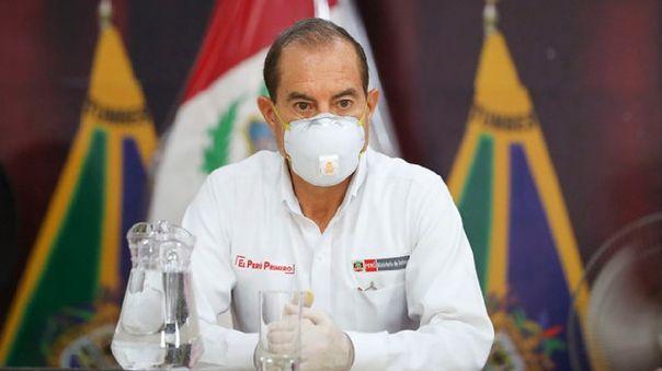 El ministro pidió al Congreso concentrarse en la pandemia del coronavirus en vez de estar citando a ministros porque genera confrontación.